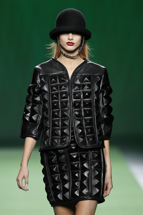 Madrid Fashion Week A/W 2012: Martin Lamothe. Изображение № 9.