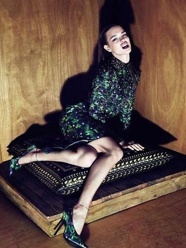 Givenchy FW 2011. Изображение № 4.