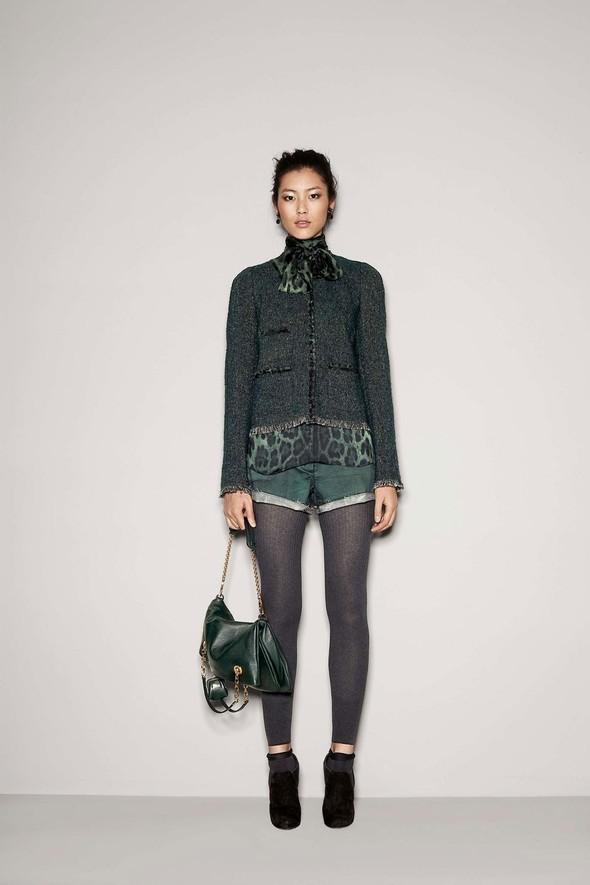 Лукбук: Dolce & Gabbana FW 2011 Women's. Изображение № 71.