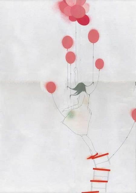 Naomi Kobayashi illustrations. Изображение № 6.
