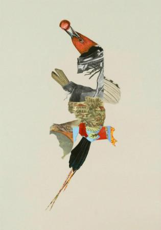 Клей, ножницы, бумага: 10 современных художников-коллажистов. Изображение № 69.