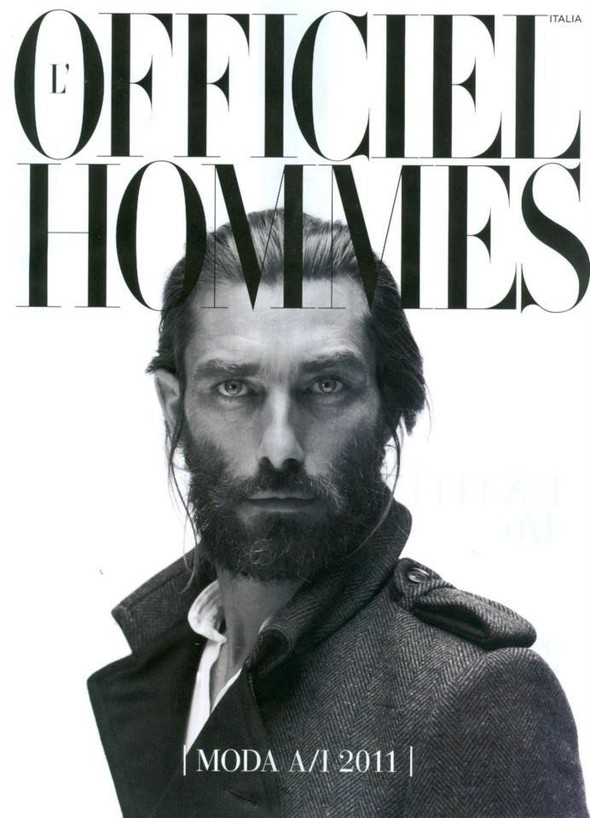 Обложки: Another Man, Playing Fashion и L'Officiel Hommes. Изображение № 3.