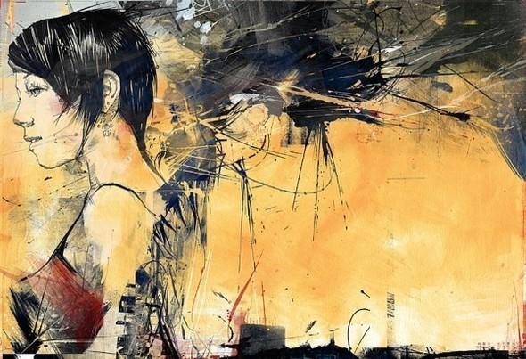 Russ Mills : графика, фотография и живопись. Изображение № 43.