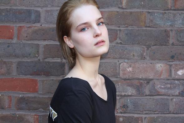 Charlotte Tomaszewska: новое лицо. Изображение № 3.