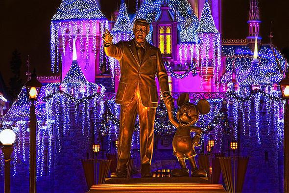 Мир Disneyland. Изображение № 4.