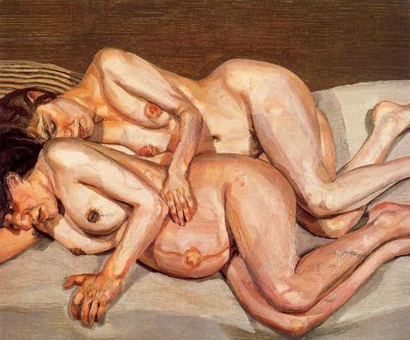 Умер Люсьен Фройд, один из самых известных британских художников. Изображение № 19.