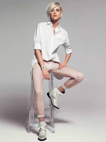 Лукбуки: H&M, Zara, Urban Outfitters и другие. Изображение №120.