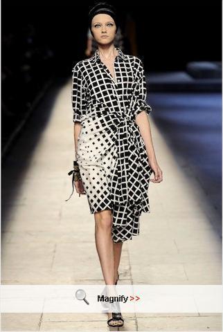 Top-10 SS09 collections (Paris FW) поверсии Style. com. Изображение № 24.
