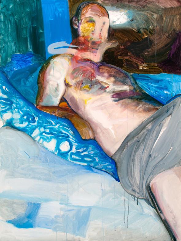 Эксплозия красок: тело и чувства глазами Винстона Шмиелински. Изображение № 3.