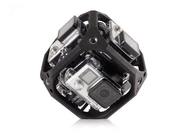 GoPro объявила о выпуске дрона икамеры для виртуальности. Изображение № 1.
