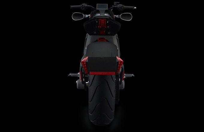 Harley-Davidson показал свой первый электробайк. Изображение № 8.