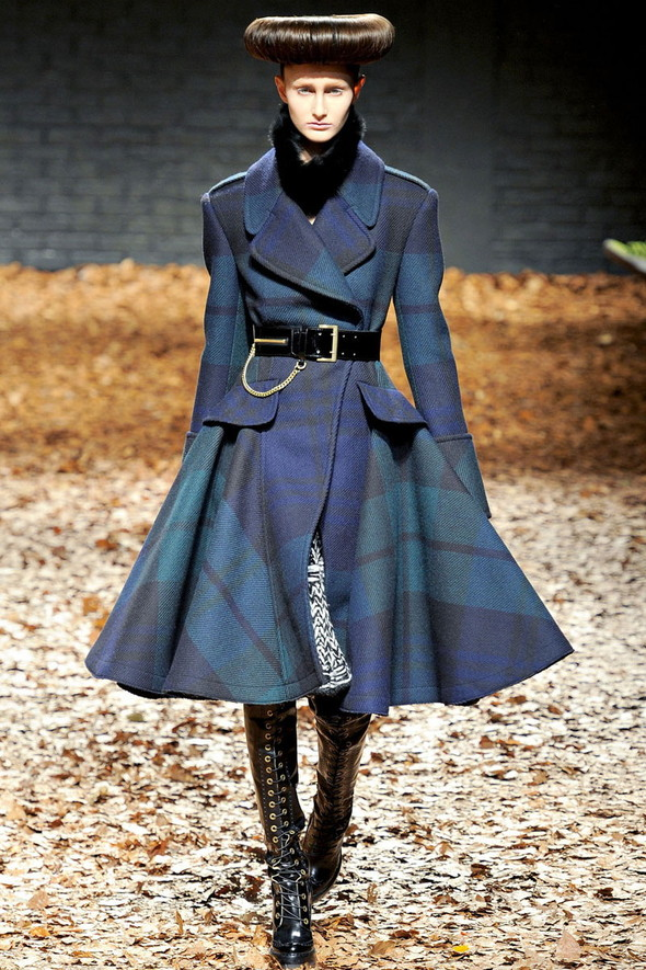 Лукбук McQ by A. McQueen F/W 2012-13, Женская и мужская коллекции. Изображение № 10.