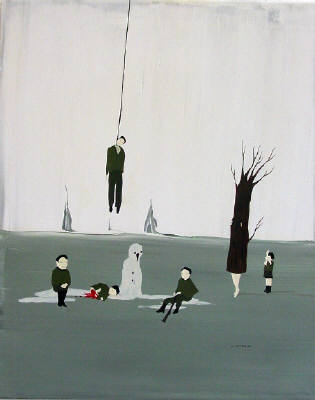 Канадский художник Marcel Dzama. Изображение № 18.