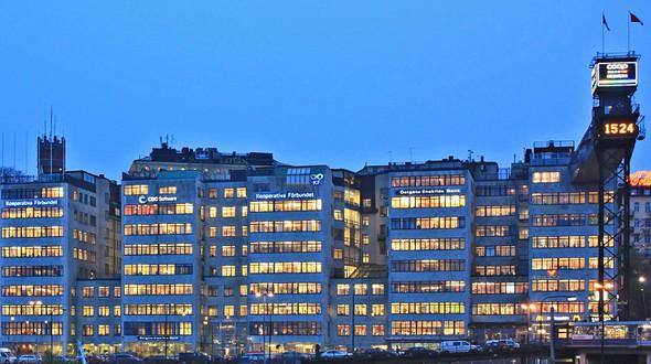 Стоки и холмы Стокгольма. Изображение № 1.
