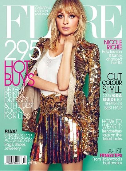 Обложки за апрель: Vogue, Harper's Bazaar, Numéro и др. Изображение № 12.