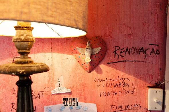 Дом и студия художницы Isabelle Tuchband в Сан Пауло.. Изображение № 4.