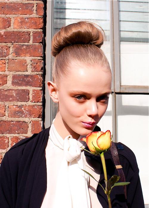 City Looks: Стиль моделей в блоге Bonae L'Amour. Изображение № 6.