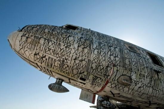 Крупнейший музей авиации раскрасил старые самолеты. Изображение № 14.