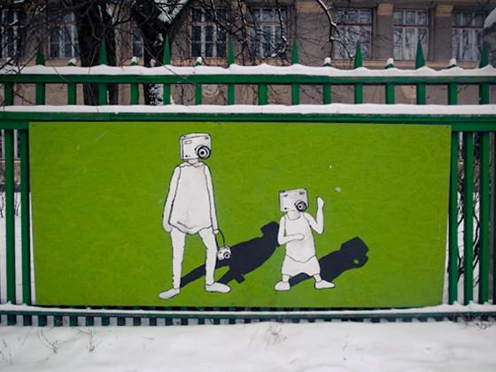 Изображение 10. Арт-забор как источник вдохновения.. Изображение № 6.
