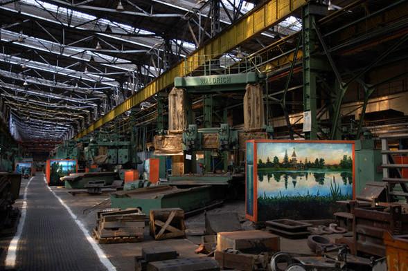 «Завод». Изображение № 3.