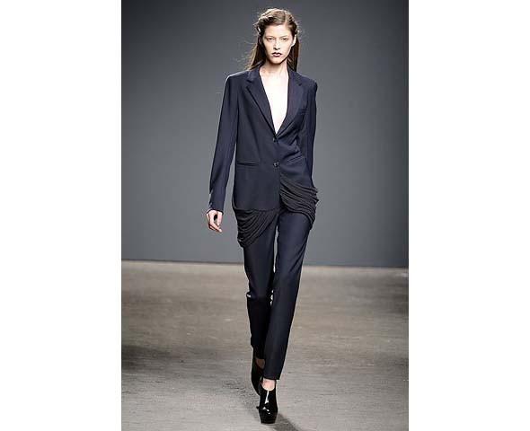 Неделя моды в Нью-Йорке: второй день. Изображение № 58.