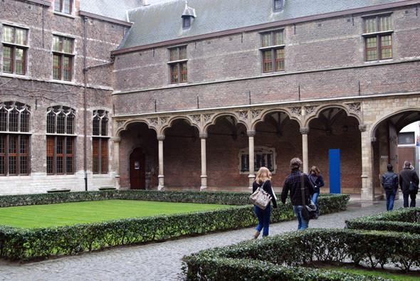 Universiteit Antwerpen. Изображение № 27.