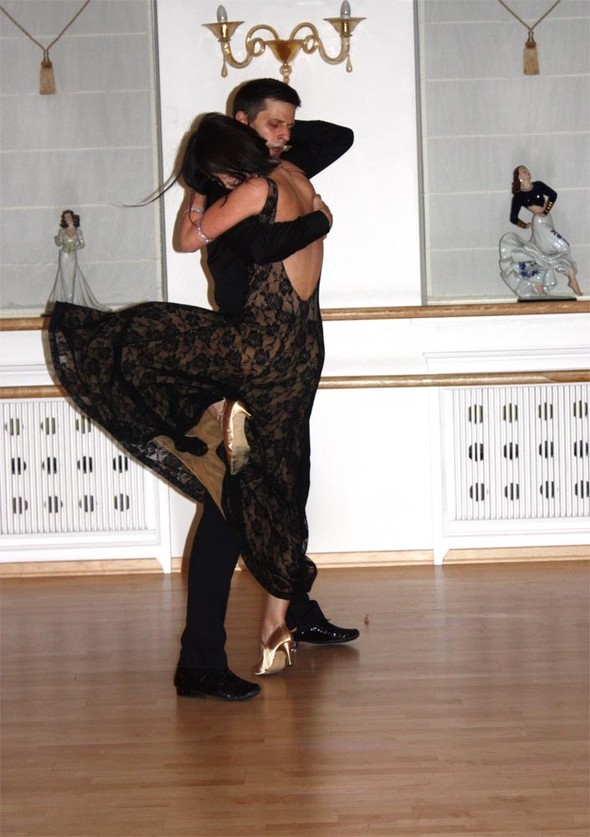 «Танцевальный коктейль» в Доме танца. Изображение № 3.