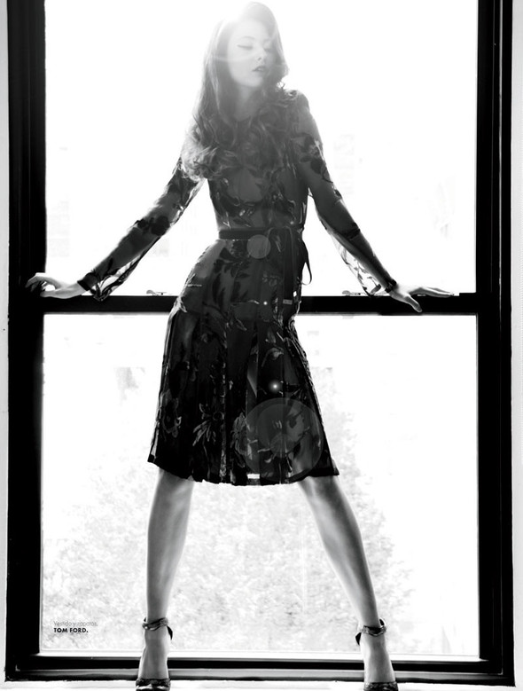 Leticia Lamb в Elle Mexico. Изображение № 6.