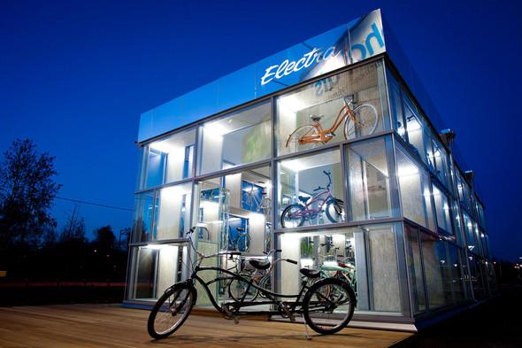 Electra Bike Hub. Изображение № 2.