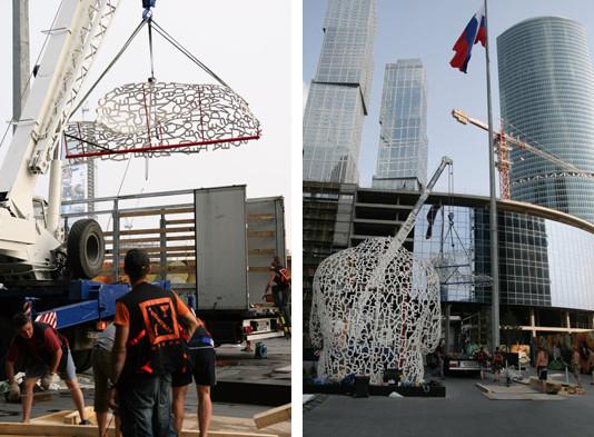 Как это устроено: Как искусство перевозят через границу и монтируют в выставки. Изображение № 31.