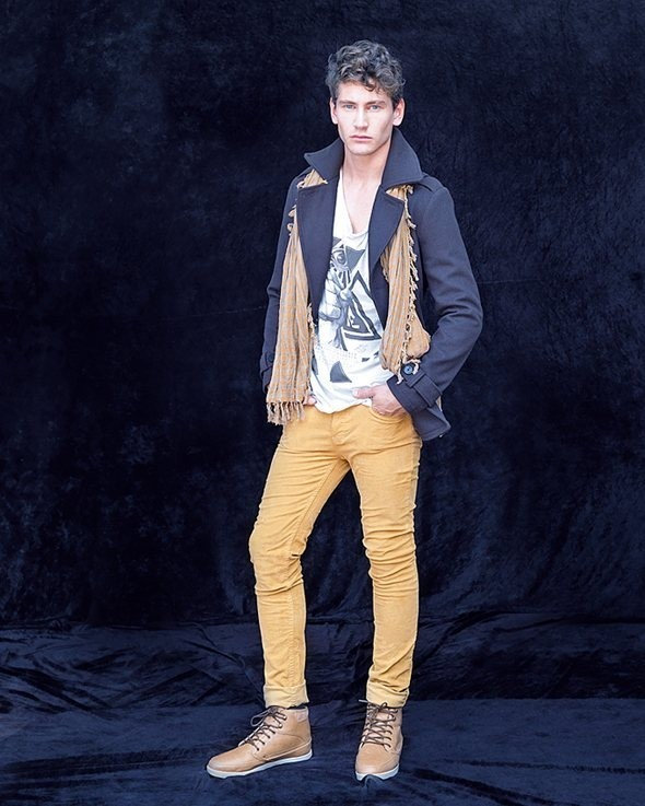 Лукбук: Bershka September 2011 Menswear. Изображение № 4.
