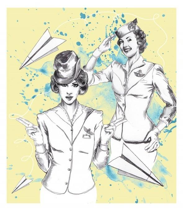 Иллюстратор Esra Roise. Изображение № 8.