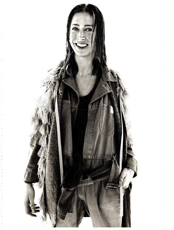 Съёмка: Ракель Зиммерманн для Vogue. Изображение № 16.