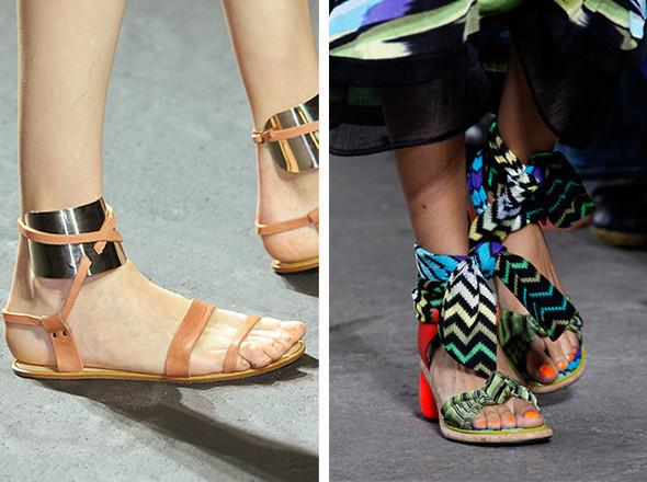 Walking in my shoes: 10 тенденций обуви весны-лета 2011. Изображение № 59.