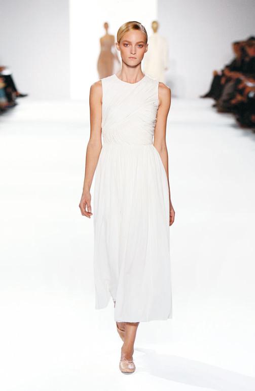 Изображение 34. Chloé. Summer runway 2011.. Изображение № 34.