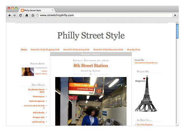 City Looks: Филадельфия. Изображение № 1.