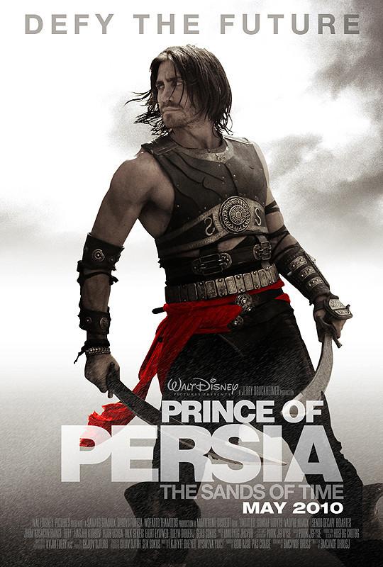 Знакомьтесь, Джейк Джиленхаал, принц Персии. Изображение № 1.
