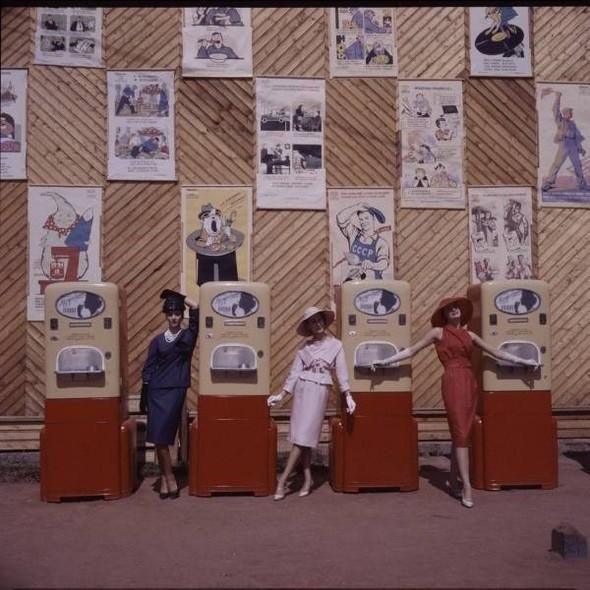 1959 г. Christian Dior в СССР. Изображение № 23.