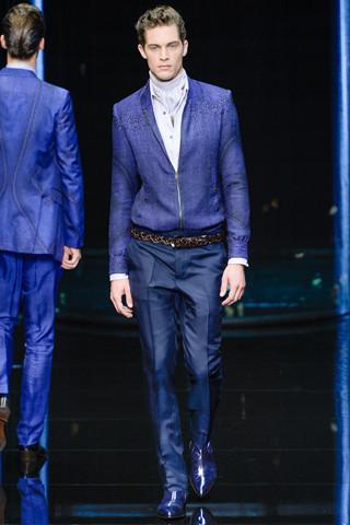 Неделя мужской моды в Милане: День 2. Изображение № 40.