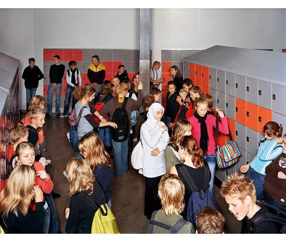 Классный час: Школьники в документальных фотографиях. Изображение № 82.
