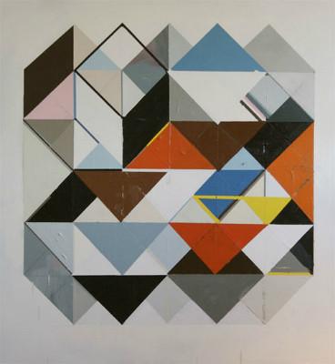 Точка, точка, запятая: 10 современных абстракционистов. Изображение № 48.