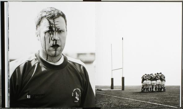 10 фотоальбомов о спорте. Изображение № 41.