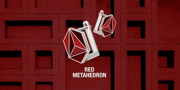 METAHEDRONовая коллекция и лукбук от дизайнера украшений MonkeyTV. Изображение № 13.