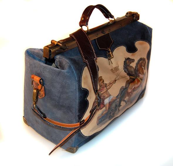 Как создавался бренд. Ante Kovac - сумки с картинками. . Изображение № 14.