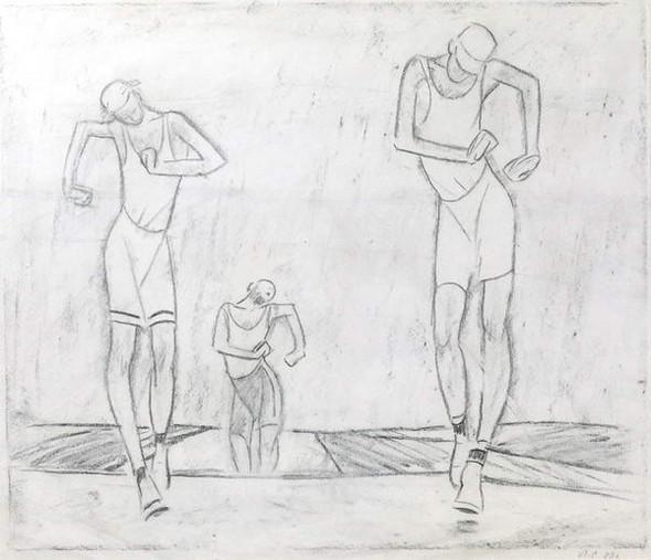 Леонид Сойфертис. рисунок, карикатура. Изображение № 22.