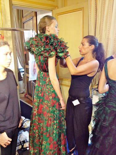 Дневник модели: Показы недели моды Haute Couture. Изображение № 46.