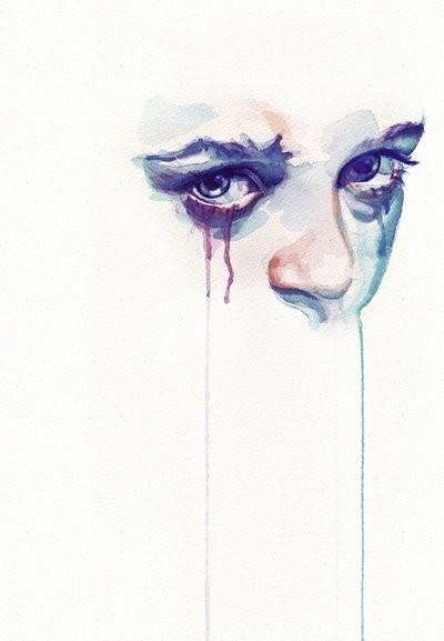 Marion Bolognesi иего плачущие лица. Изображение № 8.