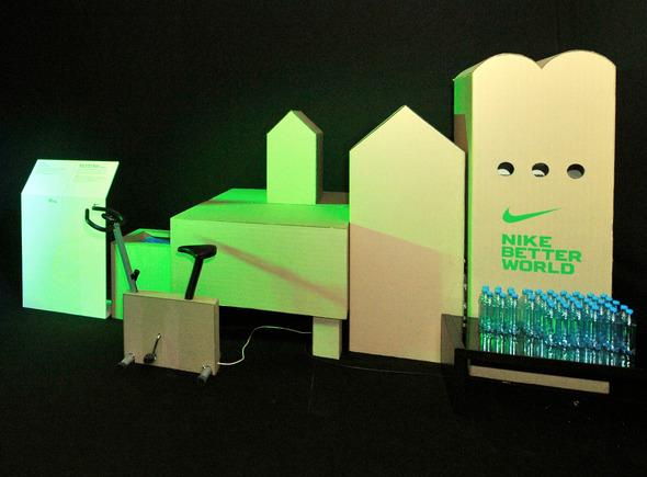 NIKE x BHSAD: истории инноваций на языке современного дизайна. Изображение № 10.