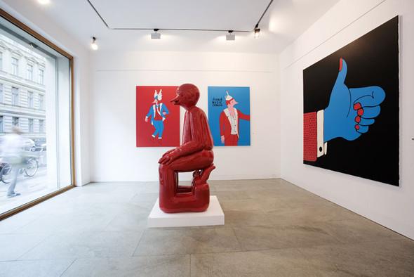 Parra вPool Gallery (Берлин). Изображение № 24.