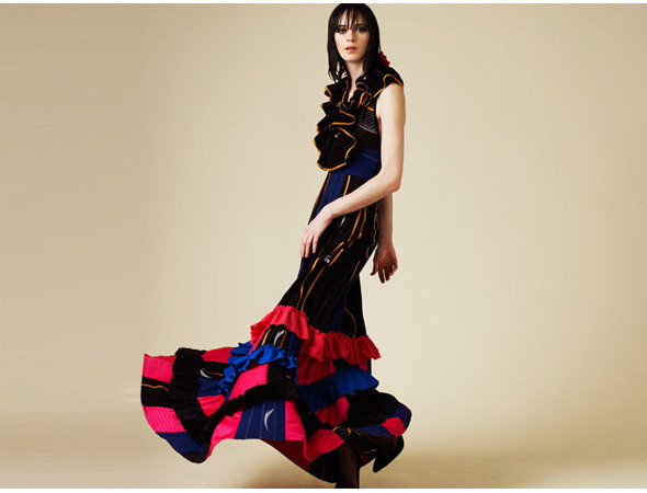 From Somewhere для Speedo — платье из кусочков купальников. Изображение № 20.
